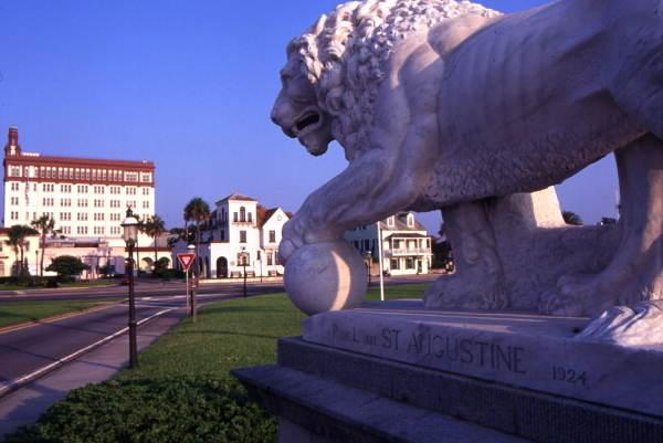 St. Augustine's Bridge of Lions