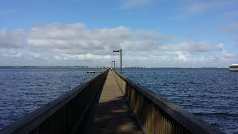 Over the decades the dock was a favorite spot for Mandarin residents to launch snall boats, fish off the pier or just walk out over the St. Johns River.