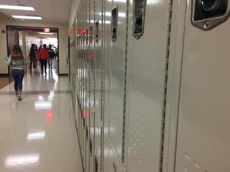Duval students change classes