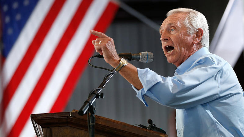 Ex-Gov. Steve Beshear To Give Democratic Response To Trump Speech To Congress.