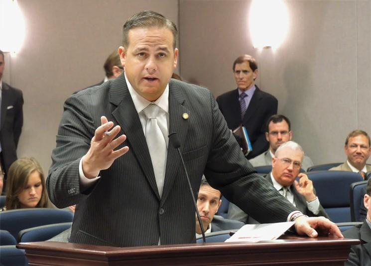 Sen. Frank Artiles, R-Miami, while he was a state representative.