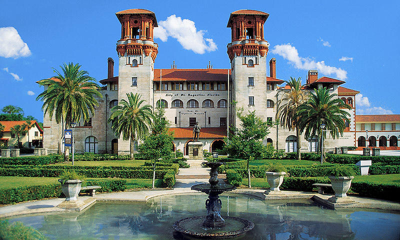 St Augustine City Hall Lightner Museum To Close For Termite Tenting