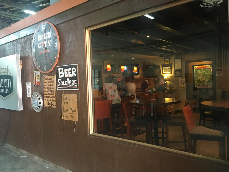 Bold City Brewery's taproom is inside the brewery located on Riverside's Rosselle Street.