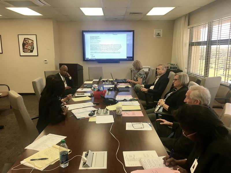 The school board directed the district's internal auditor to start an internal financial analysis during Tuesday morning's workshop.
