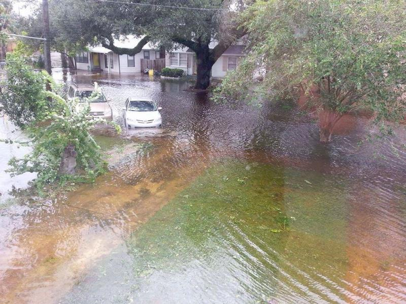 San Marco flooding