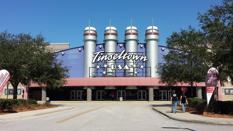 Cinemark Tinseltown and XD Theater.