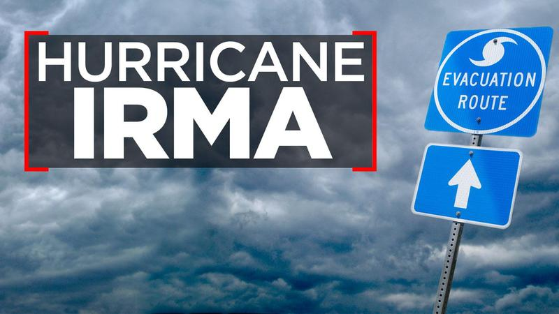 hurricane irma graphic
