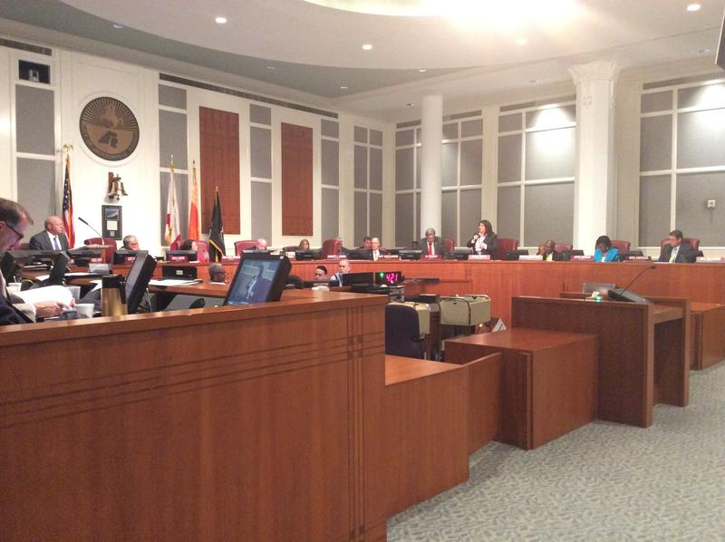 The Jacksonville City Council approved a $1.27 Billion Budget Tuesday.