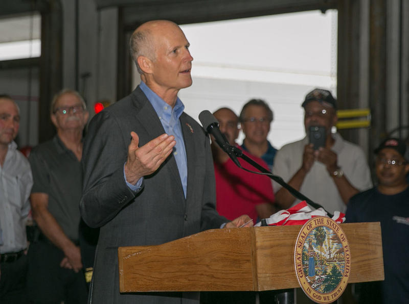 Gov. Rick Scott will be traveling to Israel.