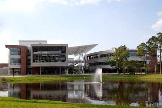 The Student Union at the University of North Florida