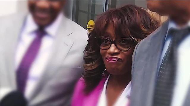 Former U.S. Rep. Corrine Brown