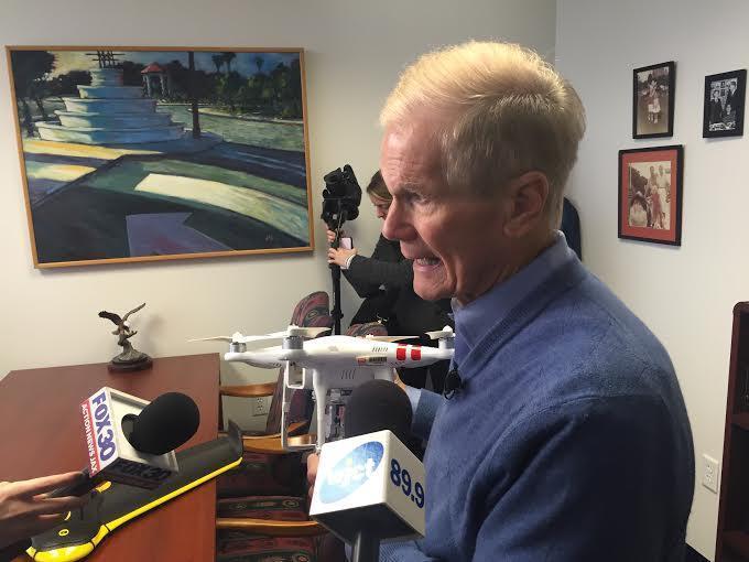U.S. Sen. Bill Nelson (D-Florida)