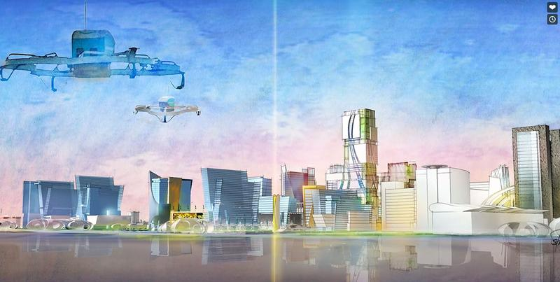 The city has released a presentation video that includes a series of renderings of its pitch to Lure Amazon's HQ2 to downtown Jacksonville.