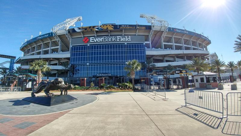 TIAA Bank Field (formerly EverBank Field)
