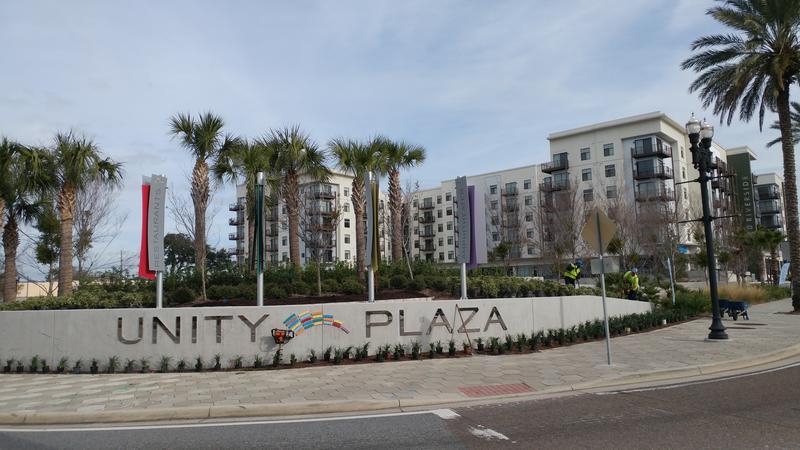 Unity Plaza
