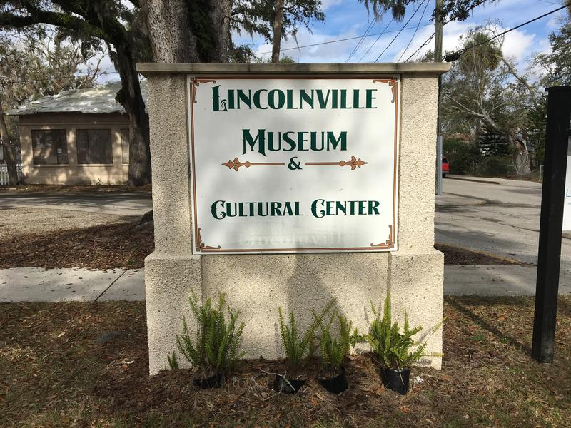 The Lincolnville Museum Cultural Center in St. Augustine.