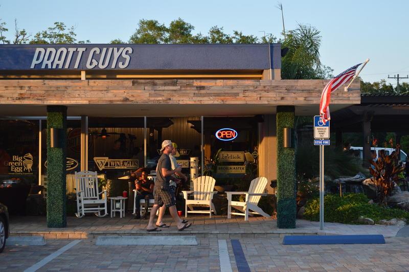 Pratt Guys store exterior