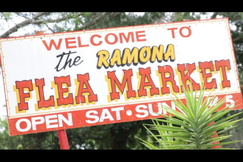 The Romona Flea Market has been sold for $11.25 million.