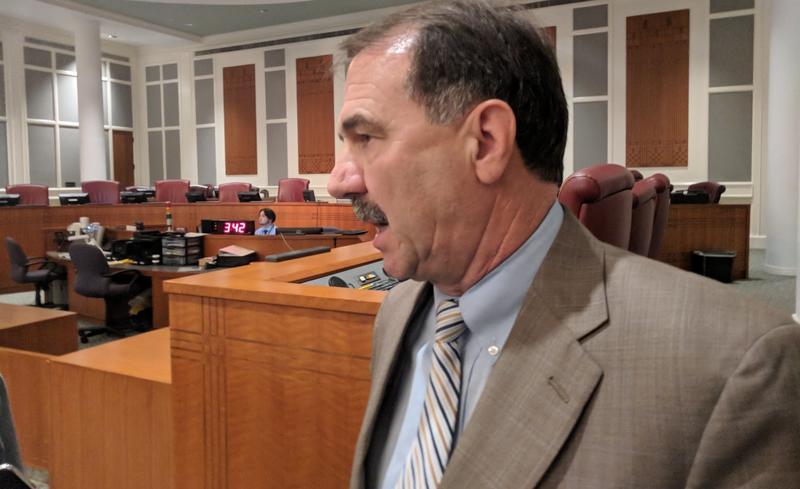 Jacksonville City Councilman John Crescimbeni.