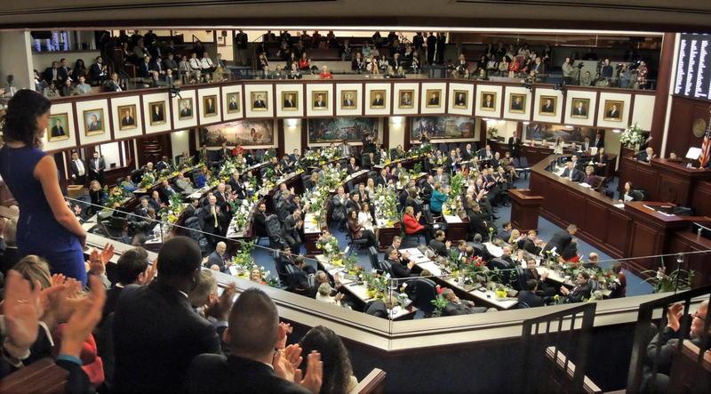 The Florida House of Representatives