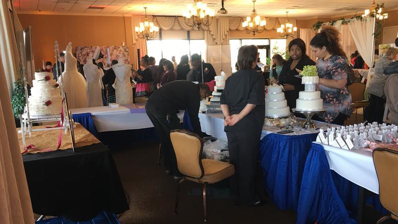 MWR Tri-Base Bridal Expo at Naval Station Mayport's MWR Tri-Base Bridal Expo February 3.