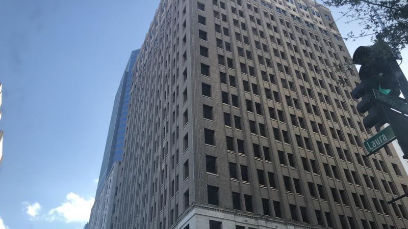 The Barnett Bank Building