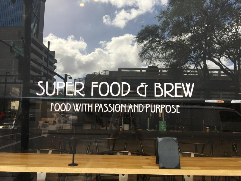 The Super Food and Brew restaurant will be hosting a fundraiser for the victims of the Parkland school shooting on Febuary 22.