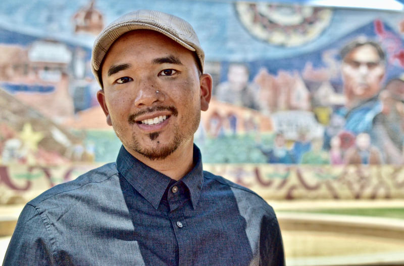 The writer, Mark Villegas, is an assistant professor at Franklin & Marshall College. He grew up in Jacksonville and lived in California until finishing graduate school.