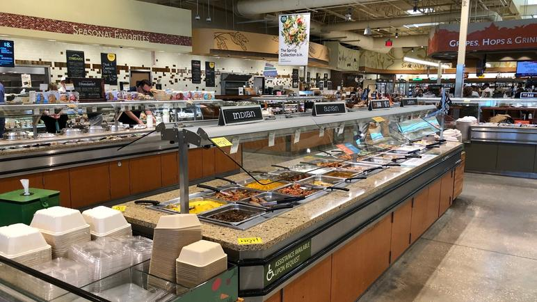 The Whole Foods Market is planning to renovate its  store at 10601 San Jose Blvd.
