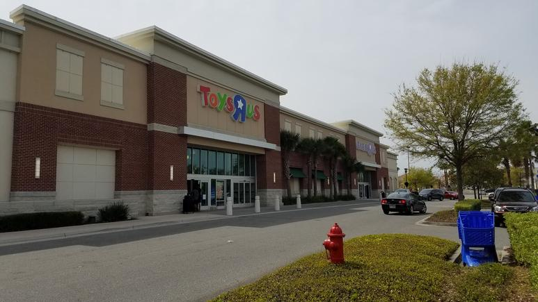 Toys R Us and Babies R Us are closing in Jacksonville and nationwide.