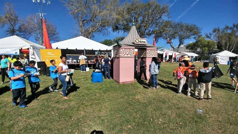The 2018 World of Nations is underway at Metropolitan Park through Sunday, March 4.