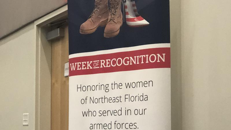 The week of recognition ends Saturday.