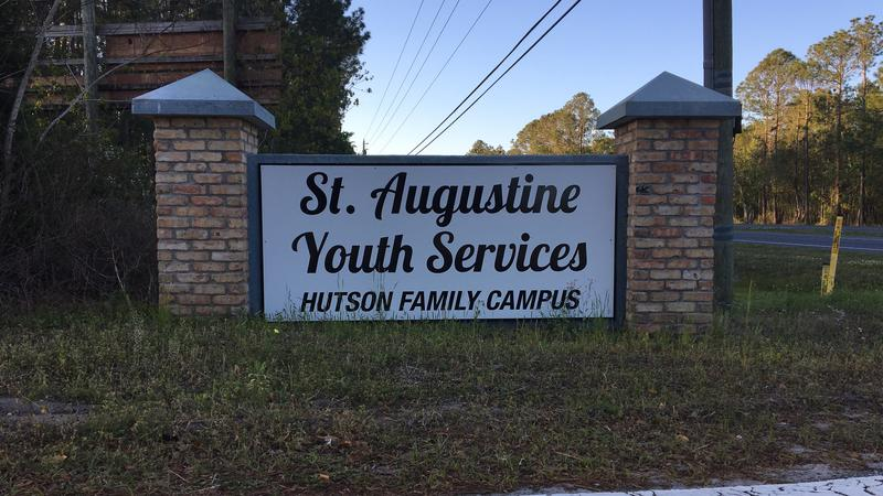 Exterior of Saint Augustine Youth Services