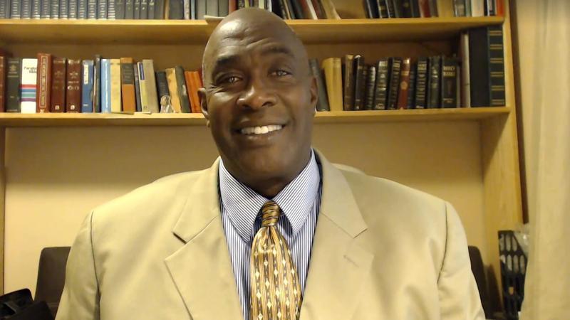 Rev. Ken Jones