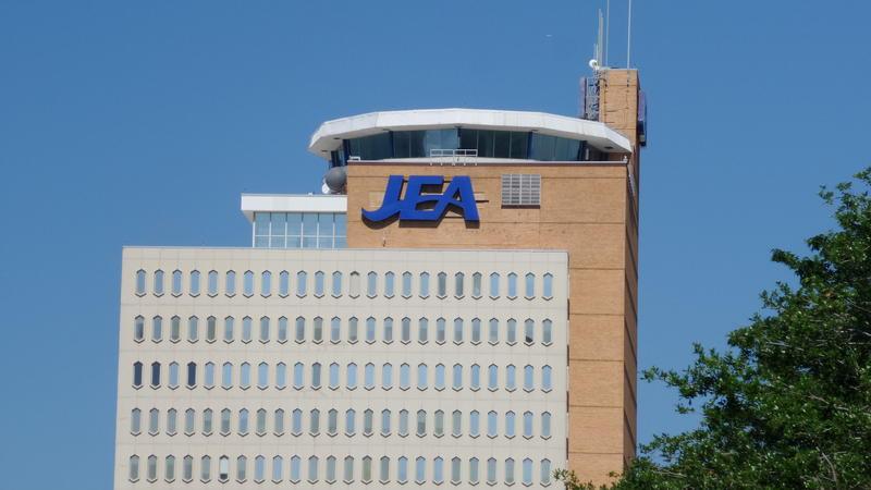 JEA's downtown Jacksonville headquarters.
