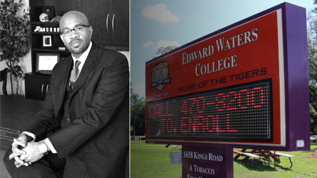 Dr. A. Zachary Faison Jr. will be next president and CEO of Edward Waters College.