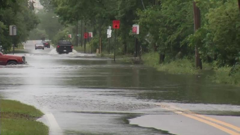 McCoy's Creek Flooding
