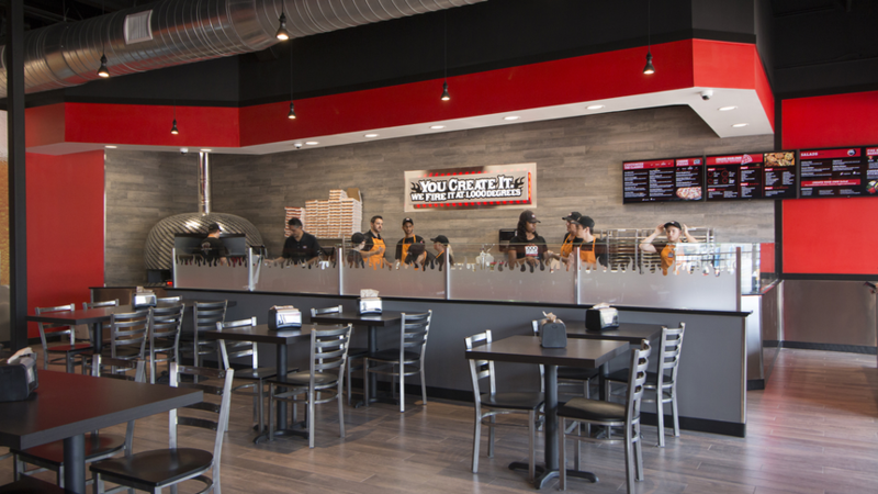 1000 Degrees Pizza is working on plans for a Baymeadows location.