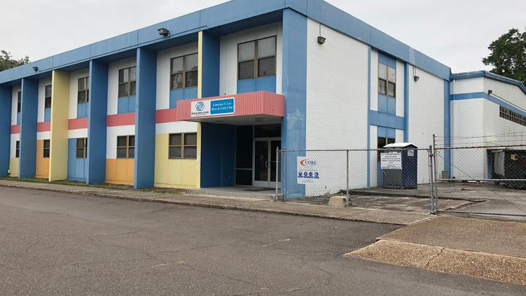 Built in 1965, the Laurence F. Lee Boys & Girls Club at 313 E. 10th St. was open for 50 years until closing in 2015 because of the recession and rising maintenance costs.