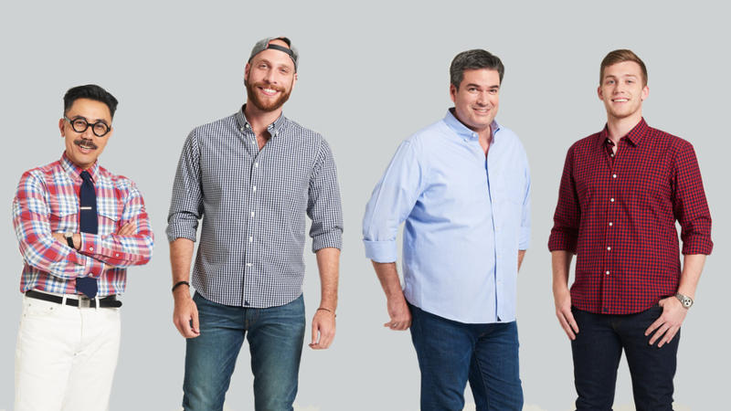 Untuckit shirt are designed to be worn untucked. The company will be opening a Jacksonville store.