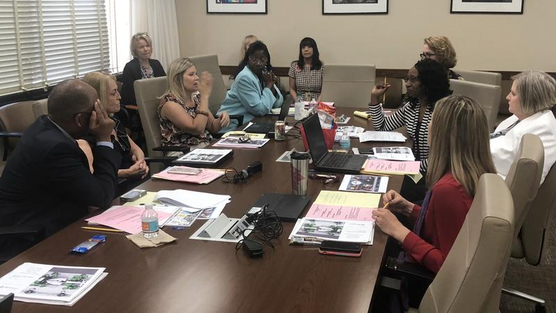 The Duval County School Board meets for a workshop Tuesday.