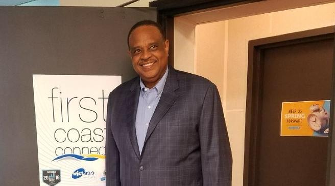 (D FL-5) Rep. Al Lawson appeared on First Coast Connect on Thursday.