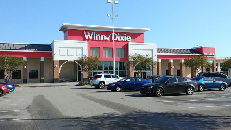 Winn-Dixie is owned by Southeastern Grocers.