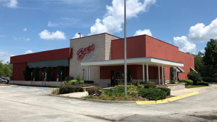 Plans filed with the city show that Miller's Ale House wants to rebuild at the former Buca di Beppo Italian Restaurant site at The Avenues.