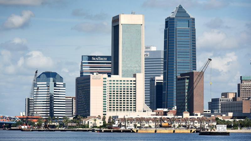 A software company could receive city and state financial incentives to locate 107 employees in downtown Jacksonville.