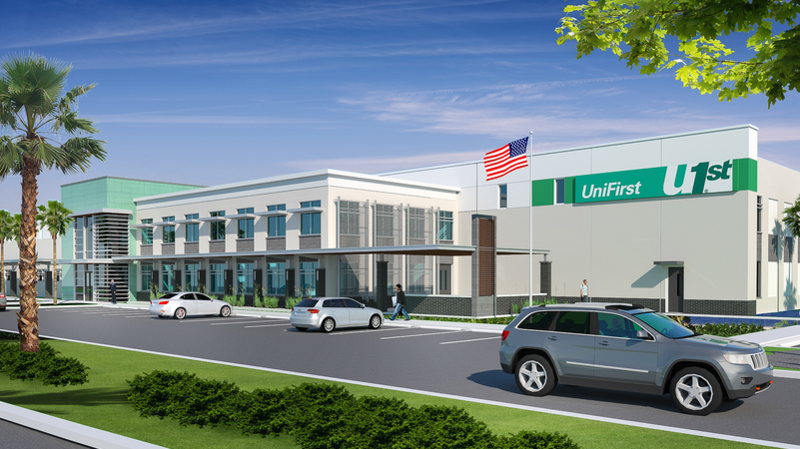The 52,000-square-foot structure will be on 5.62 acres at 4251 Perimeter Industrial Parkway E., at northeast Interstate 295 and Pritchard Road.