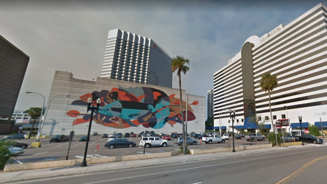 This downtown Jacksonville parking lot sold for $6.83 million.