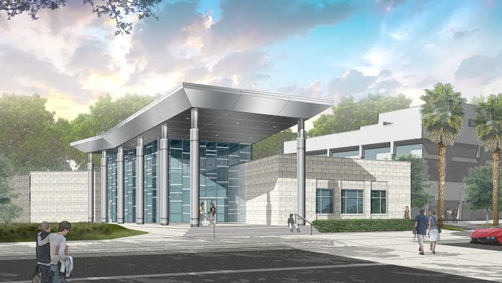 Jacksonville University will build a Welcome Center at its 2800 University Blvd. N. campus.