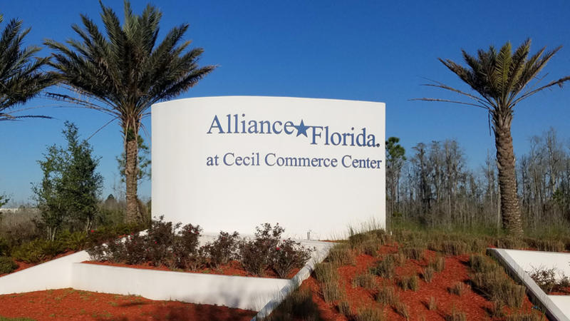 Dallas-based Hillwood is the master developer of AllianceFlorida at Cecil Commerce Center in West Jacksonville.