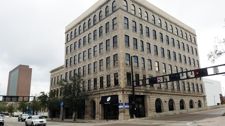 Company President and CEO Jason Cory said Wednesday the IT services company will lease the entire fourth floor of the Dyal-Upchurch Building Downtown.